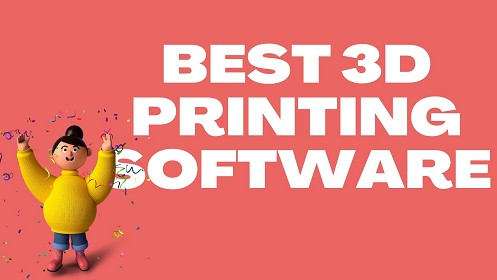 Best 3D Printing Software Autodesk Fusion 360 Solidworks 3D Slash FreeCAD TinkerCAD Solid Edge SketchUp Creo OnShape Simplify3D Rhinoceros 3D Markforged,How To Choose Good 3D Printing Software? What is 3D Printing Software? Benefits of Using 3D Printing Software