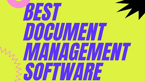 Best Document Management Software Zoho Docs OnlyOffice Fluix HighTail Legito MasterControl Digital Drawer Evernote Business FileHold Onehub Document Locator InfoRouter,How To Choose Good Document Management Software? What is Document Management Software? Benefits of Using Document Management Software